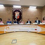 La Ministra de Sanidad, Consumo y Bienestar Social en funciones, María Luisa Carcedo, ha inaugurado la XXXIX edición de las Jornadas de Economía de la Salud que se están celebrando en Albacete