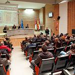 """Presentación del periódico de la Facultad de Ciencias Económicas y Empresariales de Albacete """"Economía Digital"""", desarrollado por el Grupo Multimedia de Comunicación La Cerca."""