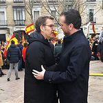 Antonio Martínez Iniesta - Manifestación 10-02-19