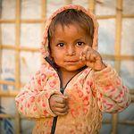 ACNUR - REFUGIADOS. Niño pequeño.