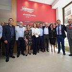 Inauguración de la Escuela de Hostelería de Cáritas Diocesana de Albacete