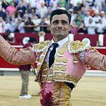 Paco Ureña - Segundo Toro - Feria Taurina de Albacete 2017 - 12 de septiembre. Foto José María Mondejar