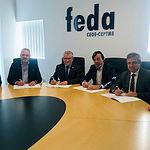 FEDA, a través de ASECAB, ha iniciado el primer curso de Formación DUAL para el sector textil y moda