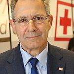 Javier Senent, presidente de Cruz Roja Española