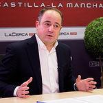 Emilio Sáez, candidato a la alcaldía de Albacete por el PSOE