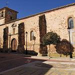 Iglesia Parroquial de San Bartolomé Apóstol, en Viveros (Albacete).