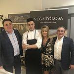 Hostelería y vino, el mejor maridaje: Hotel Cañitas Maite-Bodega Vega Tolosa