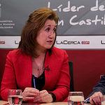 María Dolores Gómez Piqueras, alcaldesa de Carcelén
