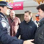 El alcalde de Albacete destaca el éxito de organización y participación de la VII Carrera BTT