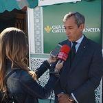 Javier López Martín, presidente de Caja Rural Castilla-La Mancha