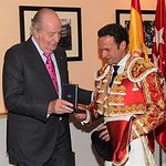 Don Juan Carlos preside corrida Beneficencia - Madrid - 06-06-18 - © Casa S.M. el Rey