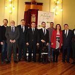 Acto de nombramiento y toma de posesión del nuevo director de la Agencia Administrativa de la ONCE en Albacete