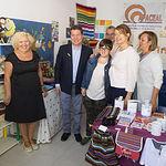Visita de Emiliano García-Page a la Feria de Albacete