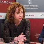 María Ángeles Martínez Paños, concejala de la Mujer, Familia, Educación y Cultura del Ayuntamiento de Albacete