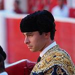 Toñete - Torero - Novillada Feria Taurina Albacete - 11-09-17