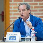 Ángel Nicolás, presidente de CECAM.