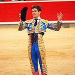 Rubén Pinar - Su primer toro-9 - Feria Taurina Albacete - 14-09-16 - Para web