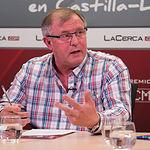 Juan José Martínez, presidente de la Asociación de Empresarios de Máquinas Recolectoras de Albacete (APEMA)