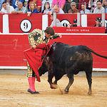 El Juli - Su primer toro -15-09-16