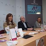 Presentación de la campaña contra la violencia de género en Navidad