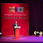 """Gala XIV Premios """"Entre Nosotras"""" de AMEPAP"""