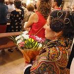Misa manchega previa a la Ofrenda de Flores a la Virgen de Los Llanos
