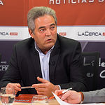 Juan Gil, alcalde de El Bonillo