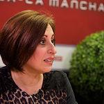 Toñi Martínez, secretaria de la UCE en Albacete