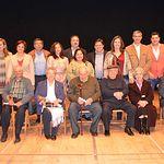 El secretario general del PSOE de la provincia de Toledo, Álvaro Gutiérrez, participaba en el acto del 40 Aniversario de la Agrupación Local Socialista de Navahermosa.