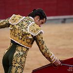 Fotos Feria Taurina - 16-09-18 - José Garrido  - Segundo toro