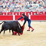 Sebastián Castella - Su segundo toro - Estocada hasta la bola - 10-09-16