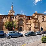 Iglesia parroquial de Nuestra Señora de la Asunción, en la Plaza de la Constitución, en Manzanares.