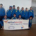 Excelentes resultados de ASPRONA en el XX Campeonato Regional de Fútbol Sala de FECAM