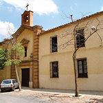 Convento de Concepcionistas, en Santa Cruz de Mudela (Ciudad Real).