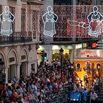 Cabalgata de la Feria de Albacete 2010.