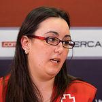 Araceli Castillo, técnico de Prevención de Conductas Violentas de CRJ en Albacete