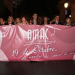 Acto de AMAC con motivo del Día Mundial de lucha contra el Cáncer de Mama