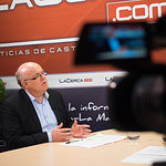 Pedro Antonio Ruiz Santos, delegado provincial de la JCCM en Albacete