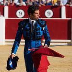 Cayetano Rivera será uno de los toreros que lidie la corrida de Asprona de este año 2019.