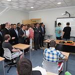 Inauguración de las instalaciones de la Asociación Desarrollo en Albacete
