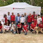 Exhibición graffitis Cruz Roja - Ayuntamiento Albacete