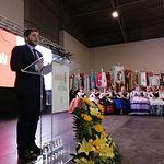 """El Gobierno regional destaca que hoy más que nunca celebrar Castilla-La Mancha """"es sinónimo de defender nuestra Constitución"""". Imagen de Nacho Hernando, portavoz del Gobierno Regional."""