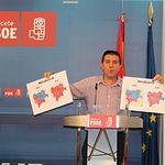 El Comité Provincial del PSOE aprueba por unanimidad la candidatura de Cabañero a presidir la Diputación