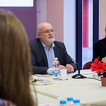 El delegado provincial de la JCCM en Albacete, Pedro Antonio Ruiz Santos, hace balance de las actuaciones realizadas por la Junta durante 2018