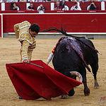 Fotos Feria Taurina - 14-09-18 - Paco Ureña - Segundo toro