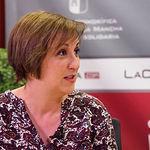 Eva Ferrer, madre de acogida de niños saharauis