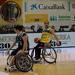 AMIAB Albacete e ILUNION, finalistas por tercer año consecutivo. Imagen de archivo.