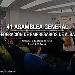 41 Asamblea General que FEDA