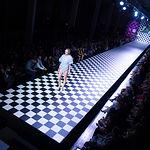 Desfile de Eva Soto Conde en el III AB Fashion Day