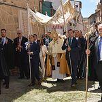Celebración del Corpus Christi de la localidad toledana de Lagartera